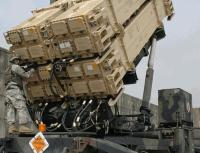 Patriot missile cannisters
