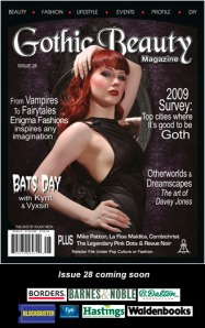 gothic-beauty Magazine