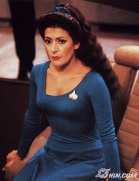 Hot Crew Star Trek S Marina Sirtis Chockblock S Blog