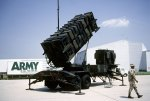 M-901 Launching Station for the Patriot missile system circa 1991
