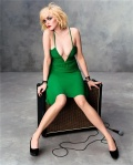 Sophie Dahl as Debbie Harry