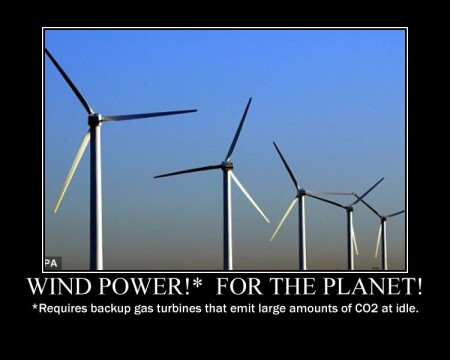 Wind Power Fail
