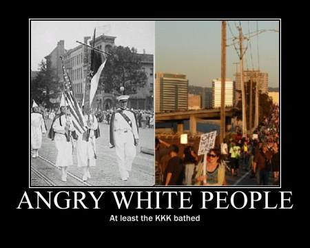 Bigotry is ugly kids